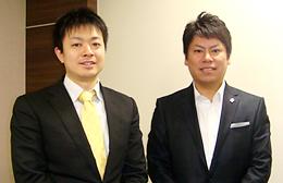 熊倉智光と株式会社ウィルプラウドホールディングス 株式会社ジョブ・トレーニング 株式会社ジョブ・マーケット 代表取締役 唐澤誠章さん